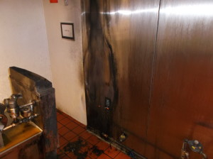 Neglected keep up on cleaning results in fires